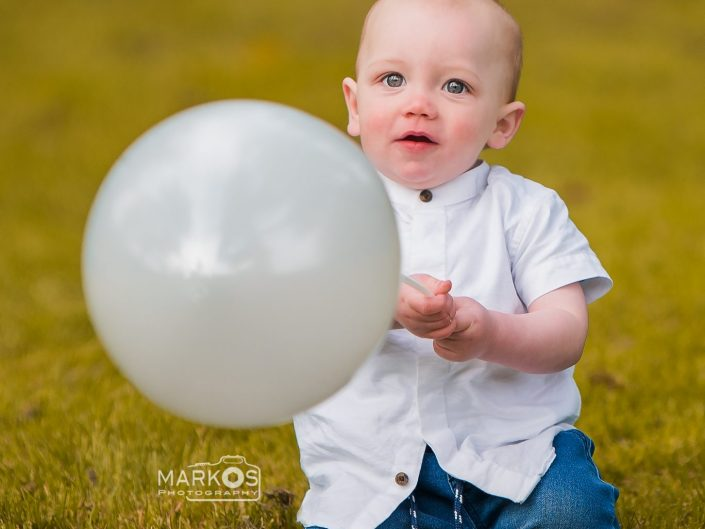Jack 1st birthday photoshoot