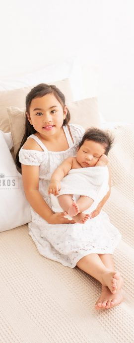 Abby – baby session